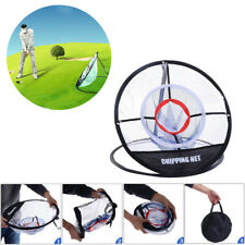 "Hitting Aid Practice Training Chipping Net Golf 20"" New Portable"