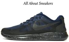 """Nike Free Run Shield Women's """"Blue-Black"""" Limited Edition Trainers All Sizes"""