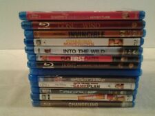12 different Blu-Ray DVD'S you pick the one for you $9.99 + free shipping