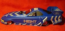 2006 Robert Hight AAA Track Tested regular & color chrome diecasts