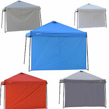 Sun Wall For Canopy 10x10 Tent Outdoor Sport Camping Straight Leg Ozark Trail