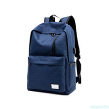 New Simple Design Polyester Laptop Backpack With External Charging USB Port MG2