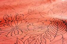 Japanese Kimono Fabric |  undercover |  Vintage | SIlk | patchwork|quilt| panel