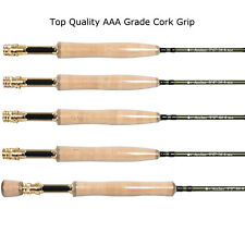 Fly Rod 3/4/5/8WT Carbon Fiber Fast Action Fly Fishing Rod AAA Grade Cork Grip