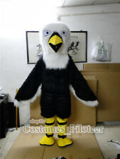 Deluxe Long Fu eagle Mascot Costume Fancy Party Dress  Halloween party outfit