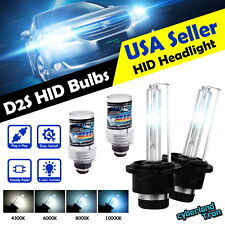 2x 35W D2S HID XENON HEAD LIGHT Replacement BULBS HID LOW BEAM 4K 6K 8K 10K #