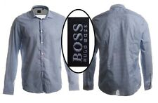 NWT Hugo Boss Black Label by Hugo Boss Dotted Regular Fit Casual Shirt
