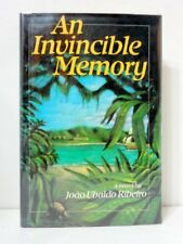 AN INVINCIBLE MEMORY By Ribeiro Joao Ubaldo - Hardcover **BRAND NEW**