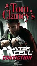CONVICTION TOM CLANCYS SPLINTER CELL By Michaels David *Excellent Condition*