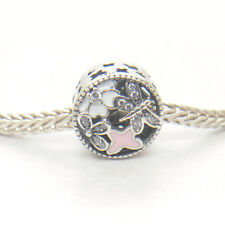 Genuine Authentic S925 Sterling Silver SPRINGTIME CHARM BEAD