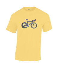 Lance Armstrong Trek speed concept livstrong  bicycle cotton T-shirt cycling b