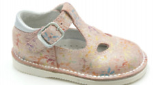 BALDUCCI B250 SNEAKER EYES BULLSEYE BABY GIRL FIRST STEPS BUCKLE ROMAN PINK WAVE