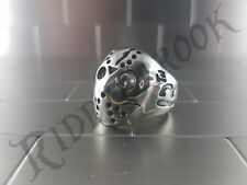 316L Stainless Steel Friday the 13th Jason Voorhees Hockey mask biker movie ring