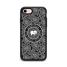 Ivory Paisley Luxury Pattern Print On Hard Plastic Case For iPhone 6 6s 7 (Plus)