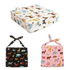 Baby Kids Children Dining Chair Booster Cushion Seats Dismountable Mats