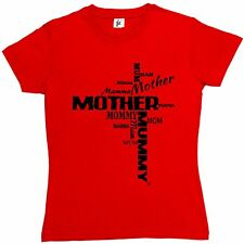 Mummy Mother Mum Mothers Day Womens Ladies T-Shirt