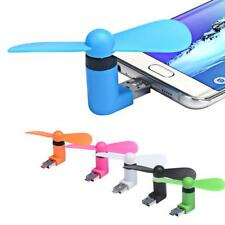Portable Super Mute USB Cooler Cooling Mini Fan For Android Phone PC Color Fan