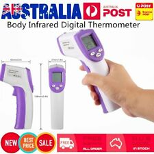Non-Contact Body Infrared Digital Thermometer Instant Reading LCD Display ML
