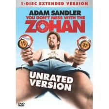 YOU DON'T MESS WITH THE ZOHAN - WIDESCREEN EXTENDED UNRATED VERSION DVD
