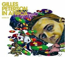 GILLES PETERSON - Gilles Peterson In Africa - 2 CD - *BRAND NEW/STILL SEALED*