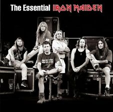 IRON MAIDEN - Essential Iron Maiden Rm 2cd - 2 CD - Import Best Of Original Mint