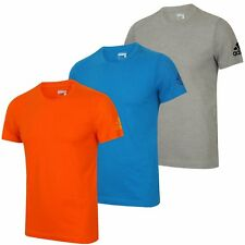adidas Mens Aeroknit Slim Fit climacool Cotton Blend Running T-Shirt Tee Top