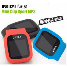 RUIZU X09 Sport MP3 Player 4gb With FM Radio, Clock, MP3 Music player walkman