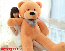 60-200CM Huge Giant Plush Teddy Bear Big Stuffed Animal Soft Cotton Toy Gift Pur