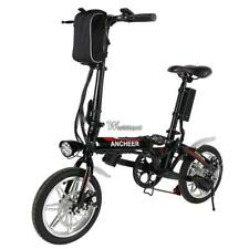 9 Type Mini 14'' 25'' 26'' 27/ 21 Speed Electric Mountain Bike 36V 250W Foldable