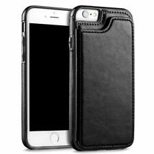 Shockproof  Wallet Card Case Leather Magnetic Cover For Apple iPhone 8 7 6 Plus