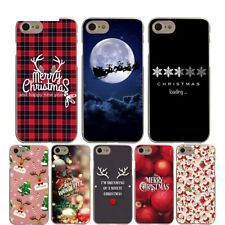For Iphone 6 6 Plus Case Apple Cover Merry Christmas Rudolph GiftCelebrate Santa