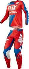 Fox Racing 360 Honda Jersey Pant Combo 2018 - MX Motocross Dirt Bike ATV Gear