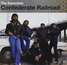 CONFEDERATE RAILROAD - Essentials - CD - Original Recording Remastered NEW