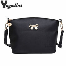Casual small candy color handbag ladies party purse women crossbody shoulder bag