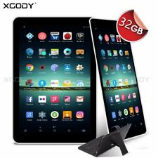XGODY T1001 Android Tablet PC 10.1'' 32GB Quad Core Dual Camera Bluetooth WiFi