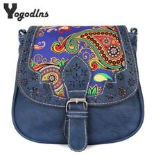New Vintage Women bag Lady PU Leather Cross Body messenger Shoulder Bags Handbag