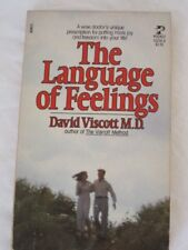 LANGUAGE OF FEELINGS By David Viscott *Excellent Condition*