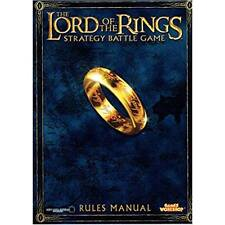 The Lord of the Rings Strategy Battle Game Books