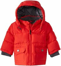 Hugo Boss Baby Boys 'Adam' Padded Jacket - Red - age 6 months - RRP £100
