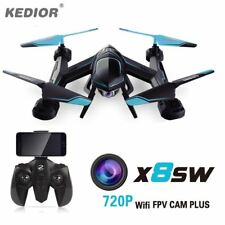 X8SW Quadrocopter RC Dron Quadcopter Drone Remote Control Multicopter Helicopter