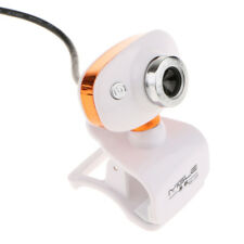 USB2.0 360 Degree 30 frames Webcam Camera with clip Microphone for Web Video