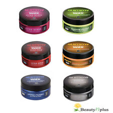 Fonex Gummy Hair Styling Wax 5 oz (Choose from 6 Types)