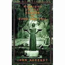 MIDNIGHT IN GARDEN OF GOOD AND EVIL By John Berendt **BRAND NEW**