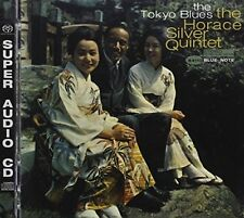 HORACE SILVER QUINTET - Tokyo Blues - CD - Hybrid Sacd Dsd Import - *SEALED/NEW*