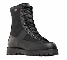 Danner Acadia 8in 200G Mens Black Leather Goretex Military Boots 69210
