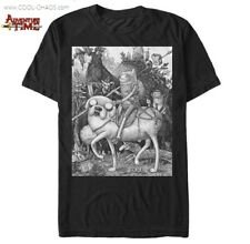 Adventure Time with Finn & Jake T-Shirt /  Finn and Jake Drawing Tee