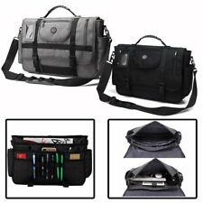15.6'' Notebook Laptop Shoulder Messenger Case Bag Business Briefcase Handbag