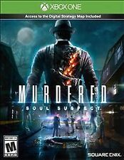 Murdered: Soul Suspect (Microsoft Xbox One, 2014)
