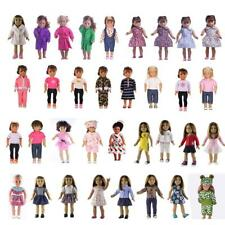 Stylish Clothes FOR 18'' American Girl Doll Dress Jeans Outfit Pants Jacket Tops