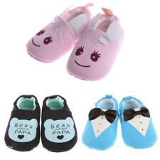 0-12 Months Toddler Crib Shoes Trainers Baby Boys Girls Soft Sole Slip On